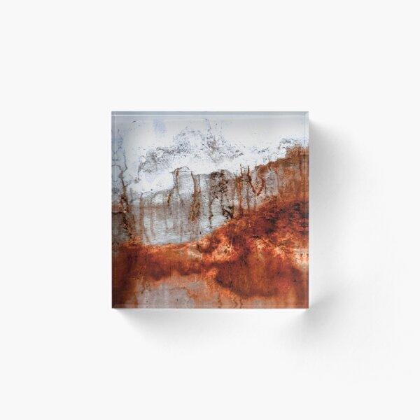Upon Reflection Acrylic Block