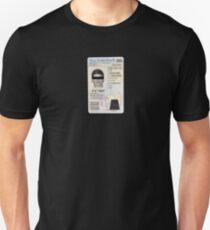 Licensed Driver Unisex T-Shirt