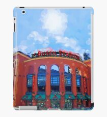 Busch Stadium Sky! iPad Case/Skin