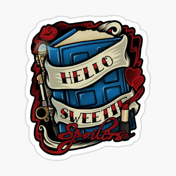 Hello Sweetie (sticker) Sticker