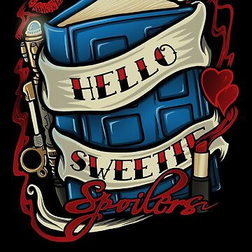 Hello Sweetie (sticker) by Ameda