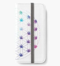 Flowers of Life iPhone Wallet/Case/Skin