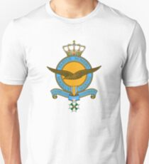 Emblem of the Royal Netherlands Air Force Unisex T-Shirt