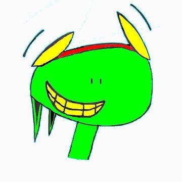 alien frog by ksmg1997