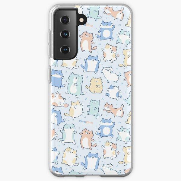 Kitty Dance Off! Samsung Galaxy Soft Case