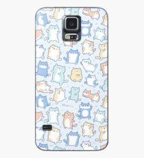 Kitty Dance Off! Case/Skin for Samsung Galaxy