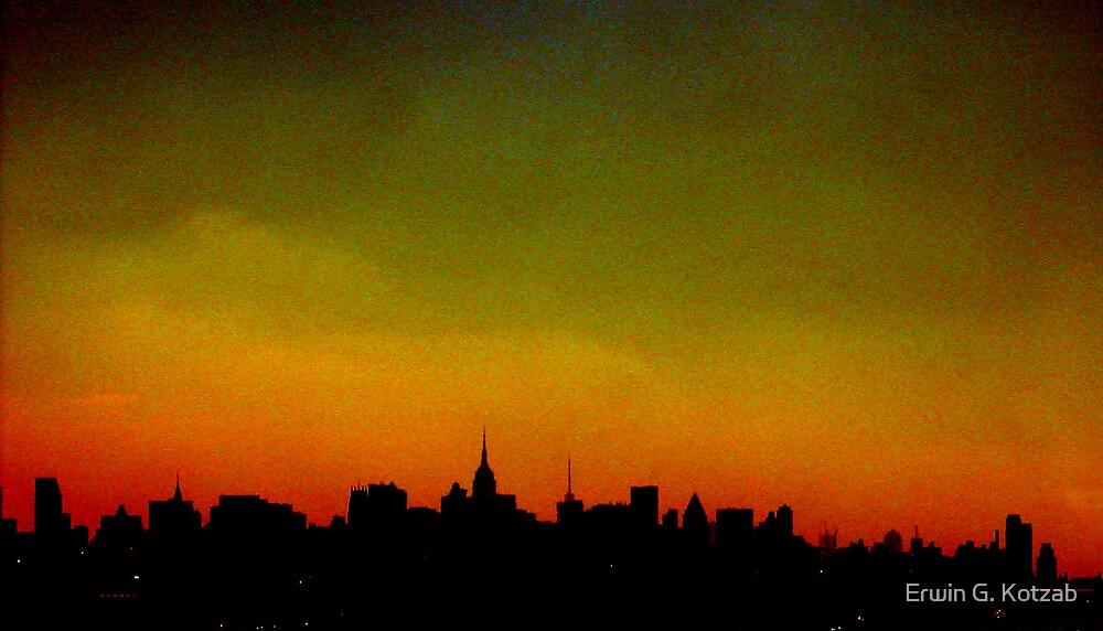 skyline by Erwin G. Kotzab