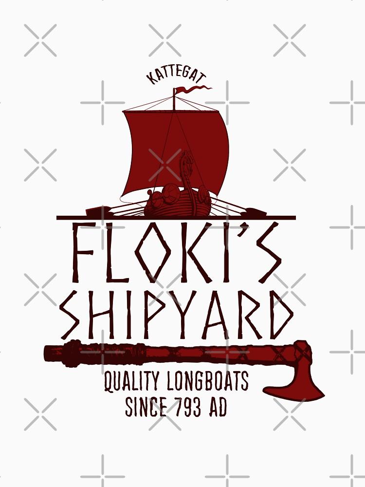 Floki's Shipyard by tripinmidair