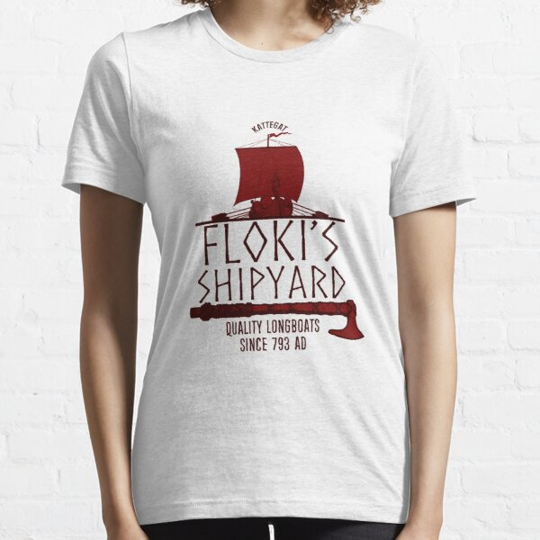 Floki's Shipyard Essential T-Shirt