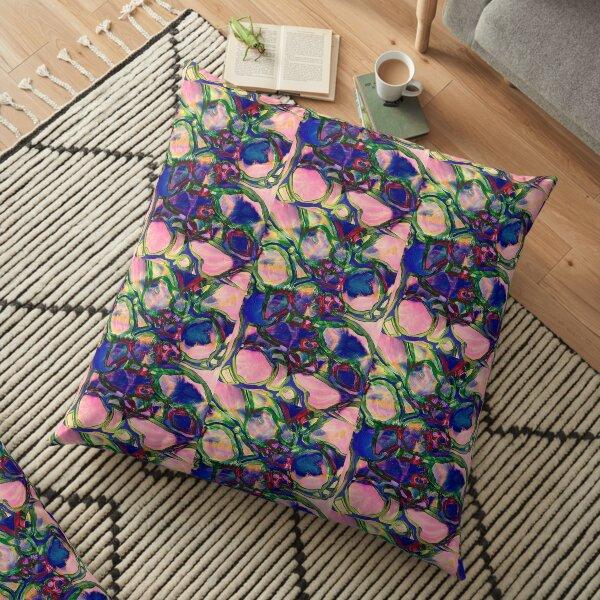 South Austin Floor Pillow