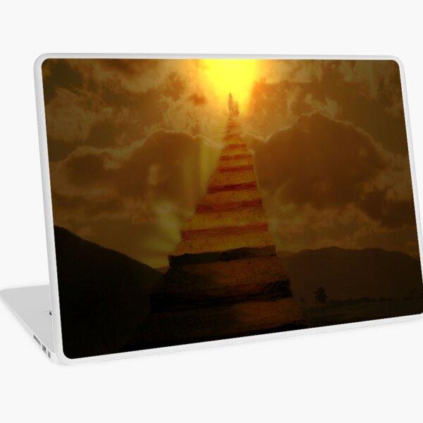 Stairway to heaven Laptop Skin
