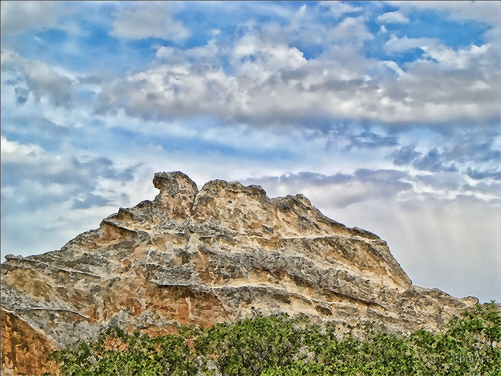 Garden of the Gods V by EbelArt
