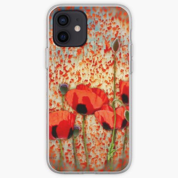 Flanders fields  iPhone Soft Case