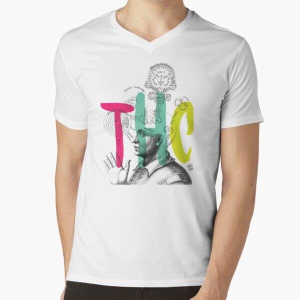 THC Minds V-Neck T-Shirt