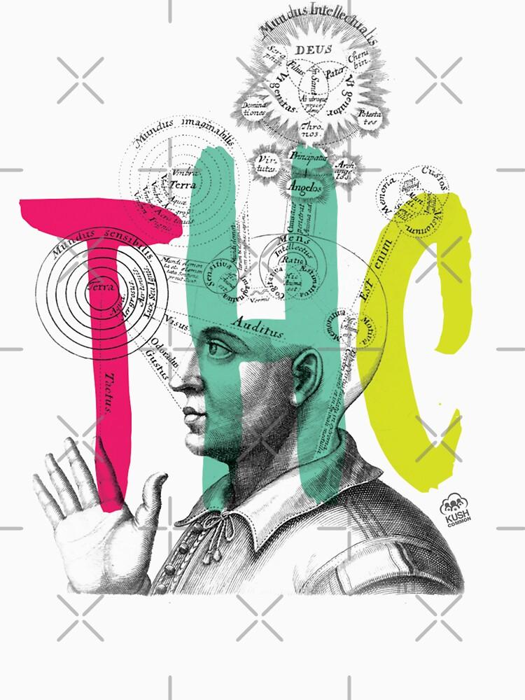 THC Minds by kushcommon