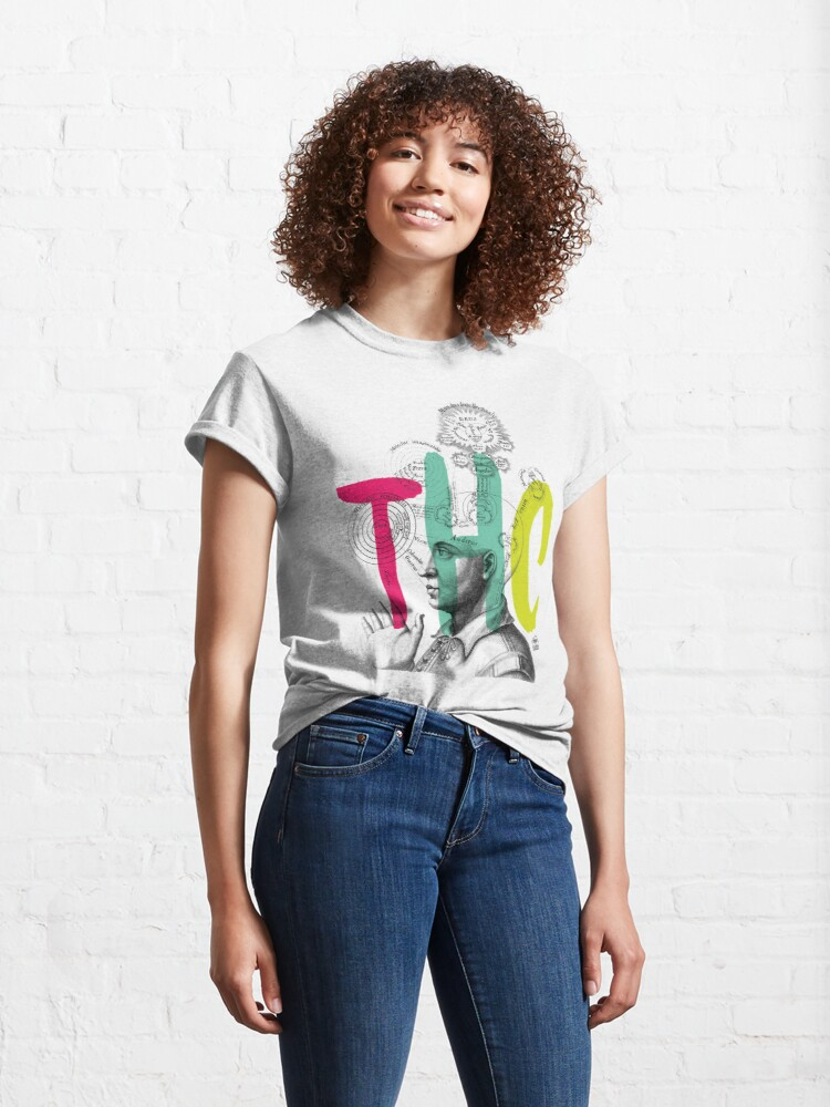 Alternate view of THC Minds Classic T-Shirt