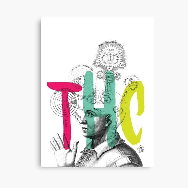 THC Minds Canvas Print