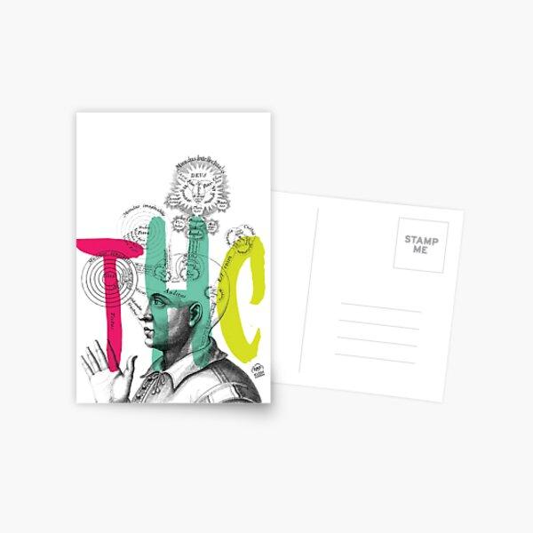 THC Minds Postcard