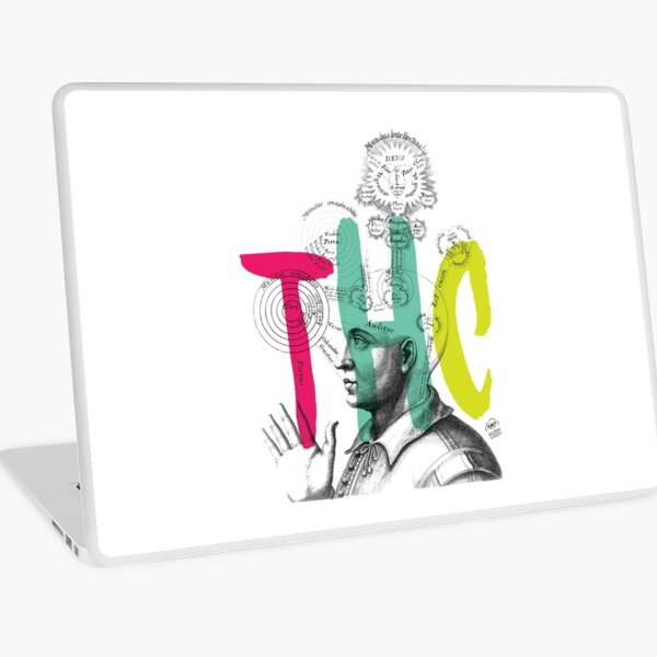 THC Minds Laptop Skin