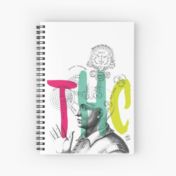 THC Minds Spiral Notebook