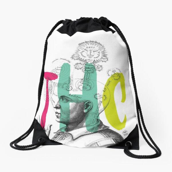 THC Minds Drawstring Bag