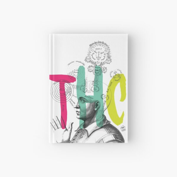 THC Minds Hardcover Journal