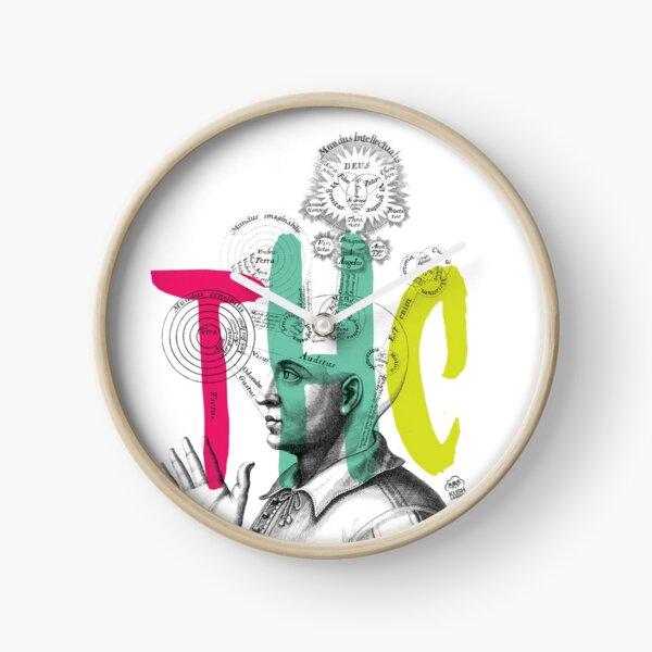 THC Minds Clock