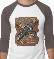 Browncoat Tours  Men's Baseball ¾ T-Shirt