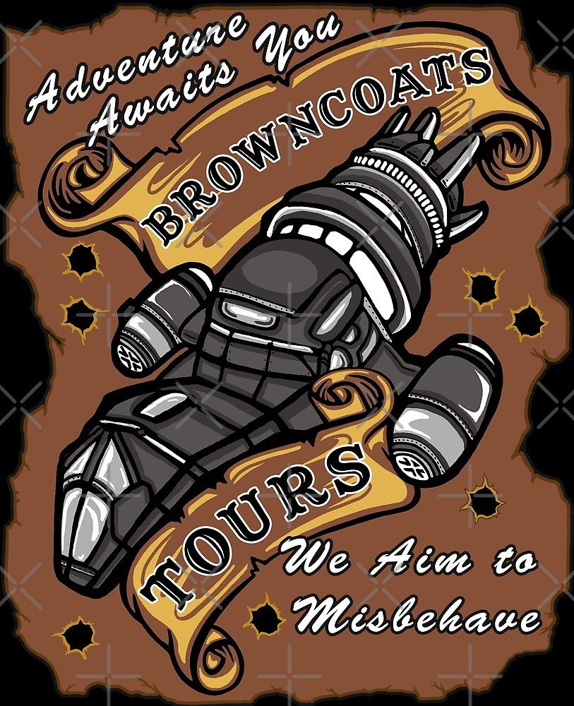 Browncoat Tours  by Ameda