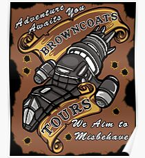 Browncoat Tours  Poster