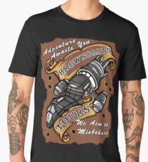 Browncoat Tours  Men's Premium T-Shirt