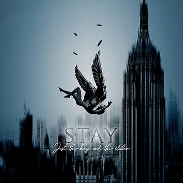 u2 stay fallen angel city by clad63