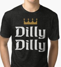 Bud Light Dilly Dilly Tri-blend T-Shirt