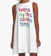 Tetra A-Line Dress