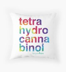 Tetra Throw Pillow