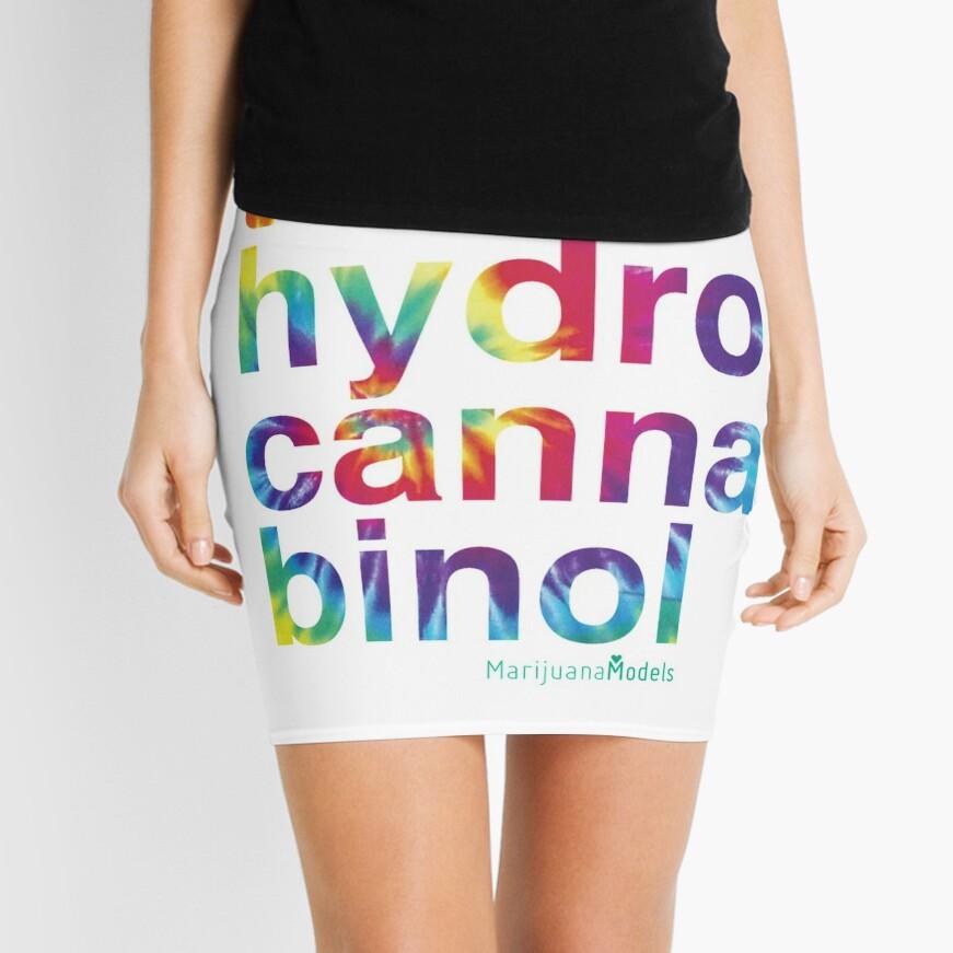 Tetra Mini Skirt