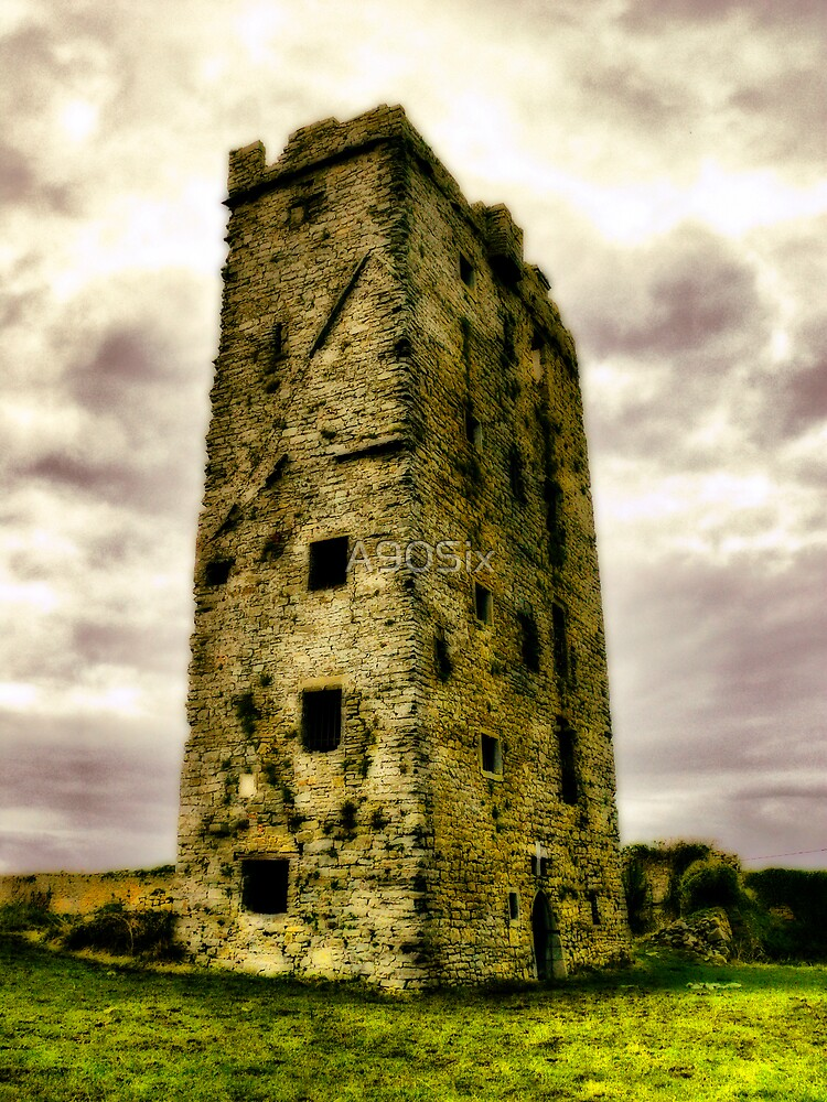 Carrigaholt Castle by A90Six