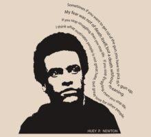 huey p. newton