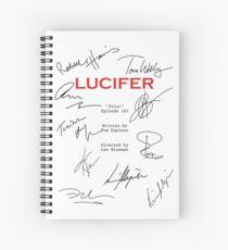 Lucifer-Skript Spiralblock