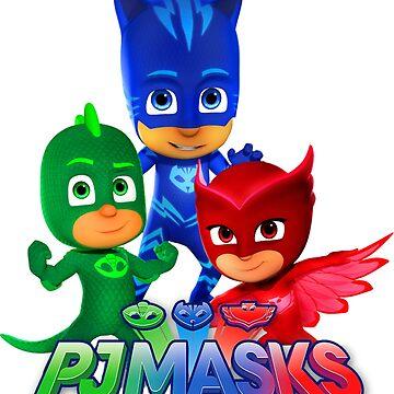 Pj Masks all team by ideasfinder