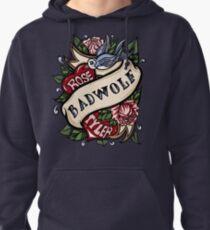 BadWolf Tattoo Pullover Hoodie
