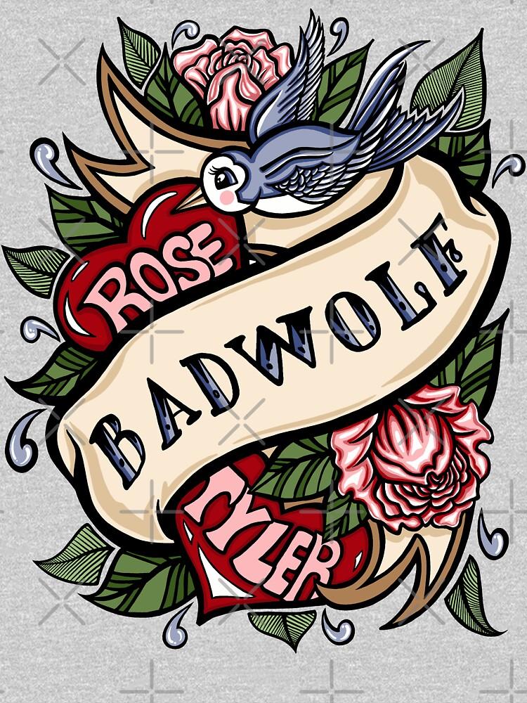 Bad Wolf Tattoo von Ameda