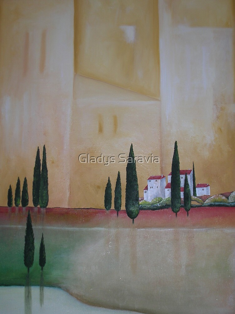 The Gift by Gladys Saravia