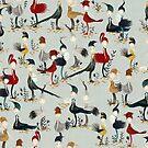 Bird girls by Katherine Quinn