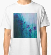 Iris on riverbank Classic T-Shirt
