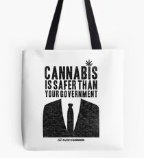 Cannabis is Safer Than Your Government Tote Bag