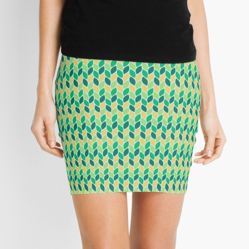 Fields of serenity Mini Skirt