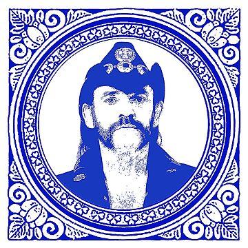 Lemmy by henribanks