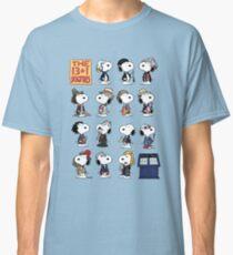 The 13 + 1 Dogtors Classic T-Shirt