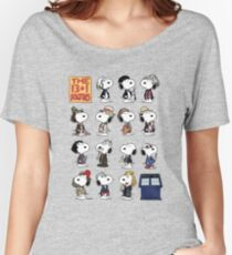 The 13 + 1 Dogtors Women's Relaxed Fit T-Shirt